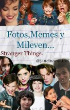 "Fotos,Memes y Mileven ""Stranger Things"" by janetnocontrol"