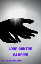 Loup contre vampire by clairehoran647