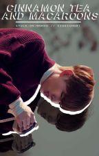 cinnamon tea and macaroons ↠ showhyuk by stuck-on-wonho