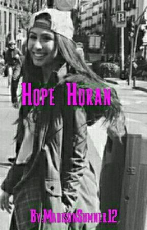 Hope Horan  by MadisonSumner12