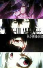 Tokyo Ghoul Messenger by XpentagramX