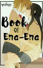 Book of Ena Ena : JKT48 by aprlnggi