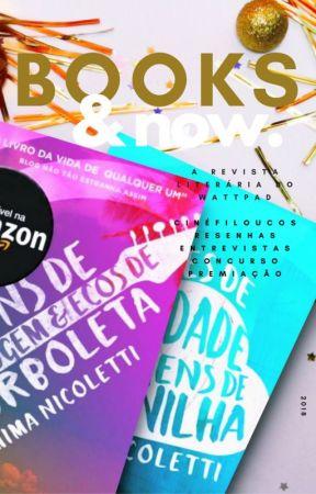 A Revista: Books & Now® by divulgobooks