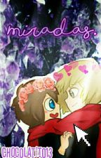 Miradas ❀Golddy❀ #FNAFHS by Chocolito13