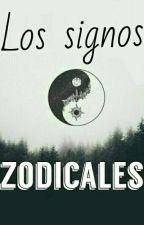 Los signos zodiacales by kimita__ladynoir