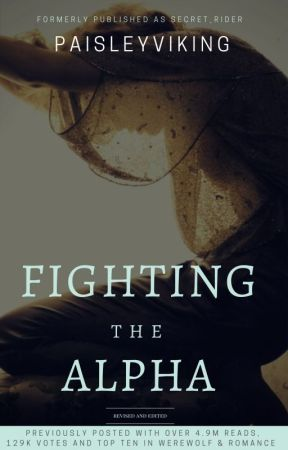 Fighting the Alpha by PaisleyViking
