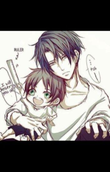 Child Eren! X Levi