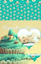 Percabeth: Cupcakes Azuis by Mary_Santos14
