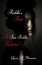 Riddle's Rose || Tom Riddle {#Wattys 2017} by Queen_Of_Memessss