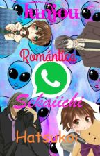 Sekaiichi Hatsukoi Y Junjou Romántica Whatsapp by Ladyseme-senpai