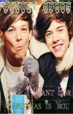 All I want for Christmas is you.  Larry Stylinson boyxboy by louiseeeee2310