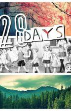 28 DAYS by sangsterowa