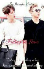 Falling in love   Namjin (Hiatus) by Kpopper_Sofredor