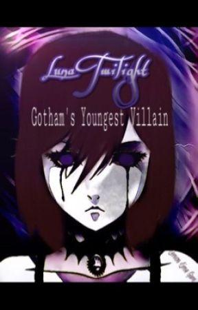 Luna Twilight: Gotham's Youngest Villian by lemonlimegum
