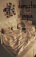 Domestic (stingue) by eatsleeploveanime27