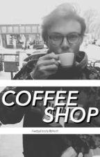 Coffeeshop || A.I by ellie-cth