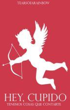 Hey, Cupido #FantaAwards2017 #CarrotAwards2017 by tearsofarainbow