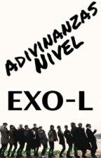 Adivinanzas nivel EXO-L by Pasatiempo_Kpop_94