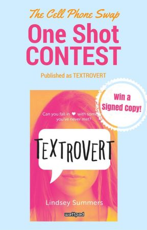 Textrovert/The Cell Phone Swap One Shot Contest by DoNotMicrowave