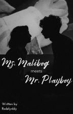Ms.Malibog meets Mr. Playboy book:1.2 by Rodelynldy