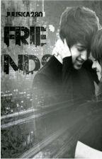 Friends? by Juliska2801