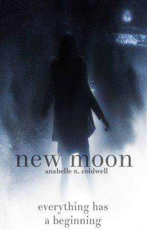 New Moon by AnabelleNoraColdwell