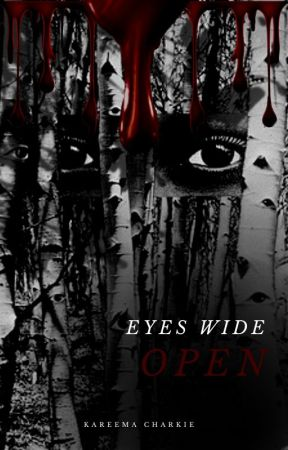 Eyes Wide Open by kareemacharkie