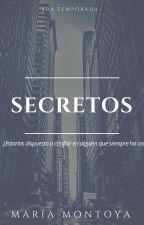 Secretos {2°Temp del secuestro de Julie} by auxii_