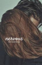 Nervous :: J.Dommett by heyhoyeun