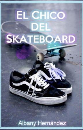 El Chico Del Skateboard by AlbanyH