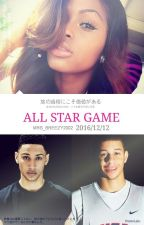 All Star Game | Ben Simmons/Seth Curry by Mrs_Breezy2002