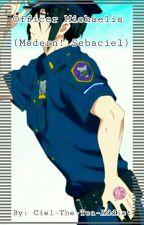 Officer Michaelis (Modern! Sebaciel) by Ciel-The-Tea-Addict