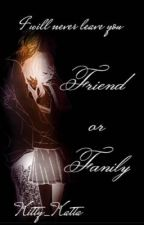Friends or Family ~Garroth x Reader fanfic~ by WriterTatem