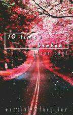 10 Time's Broken    Yoon Bomi by exopink_