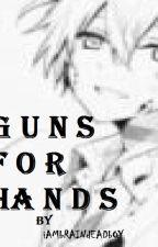 Guns for hands (Gakushuu x Karma) AU by IAmBrainDeadBoy