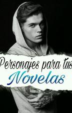 Chicos para tus Novelas by maredcruz