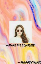 "Make Me Complete ""MoonSun"" by happyvirus06"