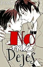 """No me dejes""~RiRen by HarLev_san"