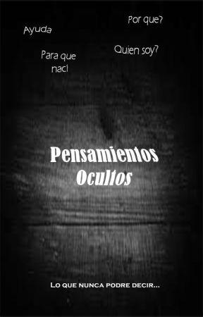 Pensamientos Guardados by karla051799