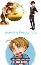 Argentina Headcanons by LuNoInteresaElResto