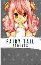 Fairy Tail - Zodiacs  by Luna-Lasaki