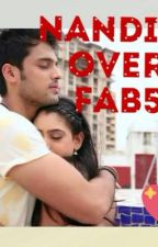Manan ss-Nandini over fab5 by gumaank