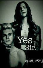 yes sir (Narry ) by dd_1999_jj