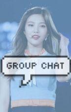 GroupChat (BTS,RV,EXO) by mschasw