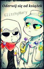 Oderwij się od Książek (Palette x Goth) by GlitchyMary