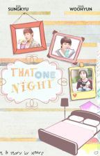 Transfic, Woogyu - That One Night by fairyins