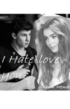 I Love\Hate you Shawn Mendes (CZ) DOKONČENO by XoXo_Mischell