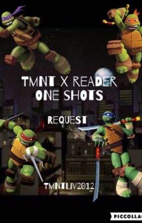 Tmnt x Reader- Request - Tmnt Leo x Turtle!Reader x Raph