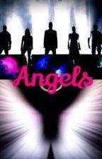 Angels by Angelgettingherwings