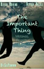 The Importang Thing (Kiefly) by SioPawww